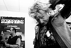 James Kottak - Baterista